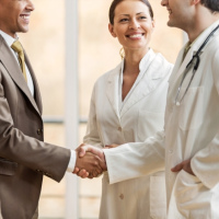 医療機器メーカーの営業職への転職